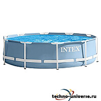 Каркасный бассейн Intex Prism Frame 28702